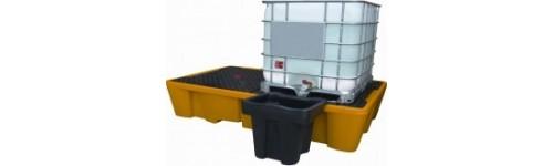Cubeto de polietileno para GRG