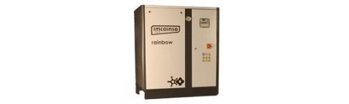 ELECTRO COMPRESORES ROTATIVOS DE TORNILLO DE 15 HP A 60 HP